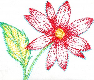__point_coloring____flower_by_sakura3452-d4awe79