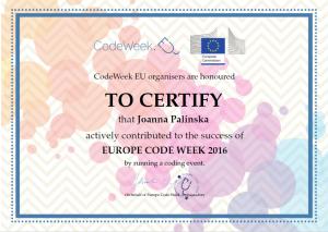 code_certyfikat