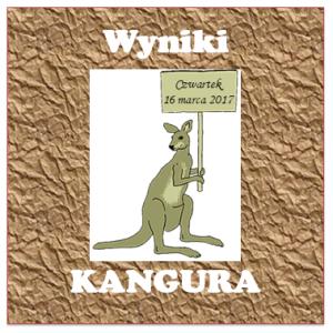 KONKURS KANGUR